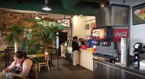 Woody's Oasis in East Lansing, Michigan